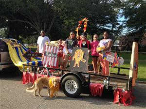 FCCLA Homecoming Float